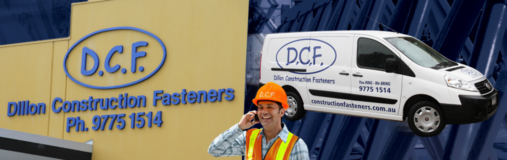 Dillon Construction Fasteners - You Ring - We Bring